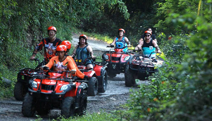 Bali ATV ride package
