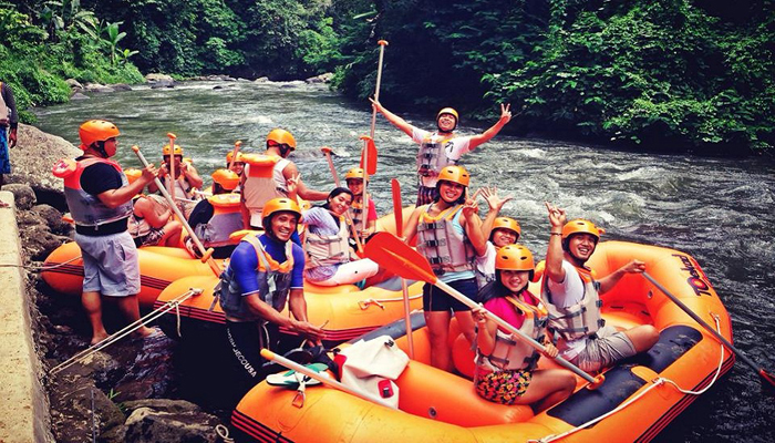 Ayung Rafting Tour Package