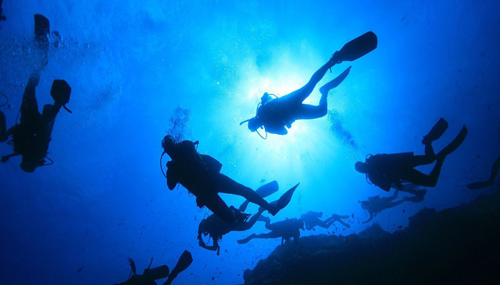 Bali diving tour package
